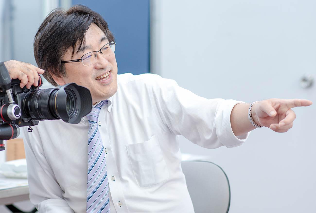 株式会社ソシア 代表取締役社長